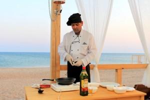Шеф-повар кафе Blaga beach